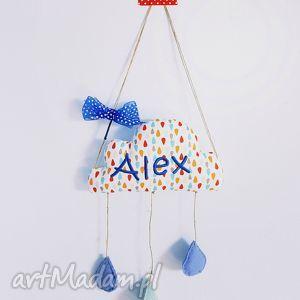 deszczowa chmurka Alex, chmurka, deszczowa, alex, kropelki, zawiszka