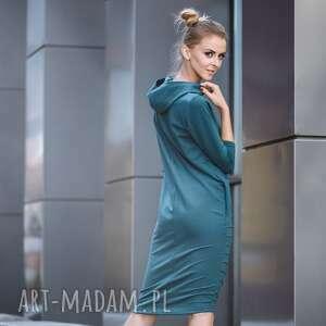 sukienki pincz sukienka dresowa, ubrania