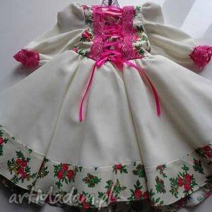 kids folk design sukienka , dla dziecka