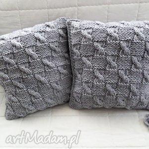 poduszki robione ręcznie wełna 40x40 cm 2szt, poduszki, poduszka, wełna, handmade