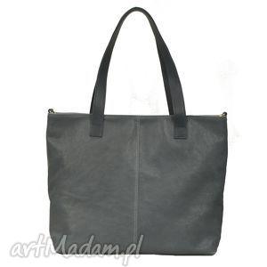 Prezent wygodna torba na ramię ze skóry , torba, torebka, prezent, handmade,