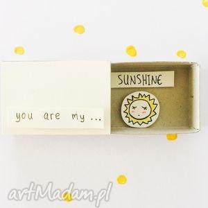 dom pudełeczko pozapałkowe sunshine, kartka, słoneczko, pudełko, love, you
