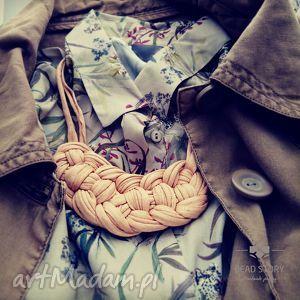amber, bawełna, natura, metal, pod choinkę prezent