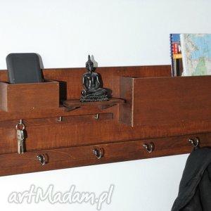 organizer na ścianę - wieszak, klucze, ścienny, organizer, przedpokój