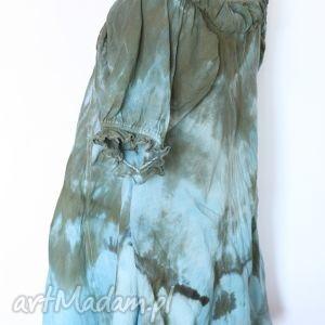 utaplana po pachy za pomocą kiełbachy w1, bawełna ubrania