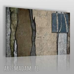 obraz na płótnie - abstrakcja kształty 120x80 cm 12801 , kształty