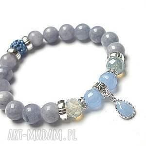 ice blue vol 15 03 02 17 , anhydryty, shamballa biżuteria