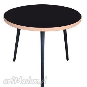 stolik coffee table lumi czarny, stolik, kawowy, 60, oryginalny stoły