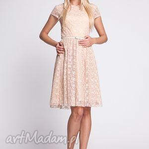 eulalia - sukienka, koronka, wesele, studniówka, jesień, zima ubrania, świąteczny