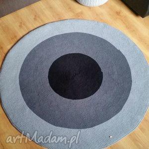Dywan, dywan, handmade, okrągły, dziecko, salon