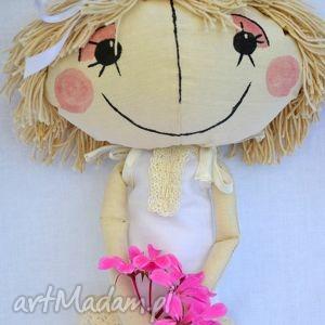 Prezent Anolinka- ręcznie wykonana lalka z duszą!, lala, rękodzieło, szyta