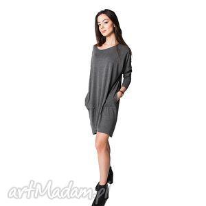 wyjątkowe prezenty, tunika oversize 1, sukienki, bluzki, oversize, luźne ubrania