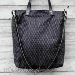 Cuboid Mana Black, plecione, inne, wąskie, handmade, gdynia, czarna