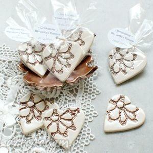 prezenty dla gości, podziękowania, weselne, ślubne, prezenty, serca, magnesy