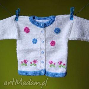 gaga art sweterek kwiatuszek, sweterek, ciepły, wygodny dla dziecka