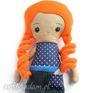 lalka ania - skromna i wrażliwa, lalka, szmacianka, prezent, przytulanka