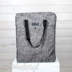 plecak torba 2w1 005 - torebka, plecak, 2w1, unisex, prezent, laptop