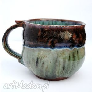 ceramika ceramiczny kubek - jedyny takinr14, kubek, naczynie, ceramika, użytkowe