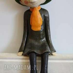 włóczykij, muminki ceramika dom