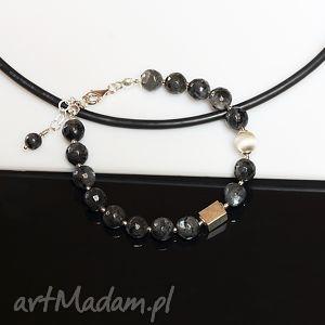larvikit - bransoletka, larvikit, srebro, bransoletka biżuteria, prezent na święta