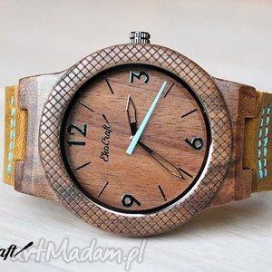 Drewniany zegarek WALNUT WINTER COLLECTION 2016, zegarek, drewniany, orzech, włoski