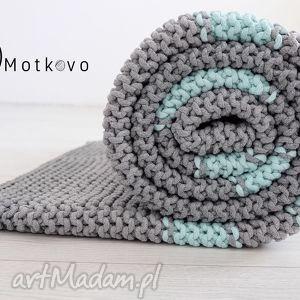 świąteczny prezent, dywan maxi be, dywan, carpet, rug, podłoga, handmade, rękodzieło
