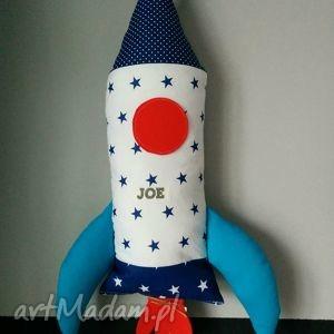 maskotki poduszka rakieta - możliwość wyboru koloru, poduszka, maskotka