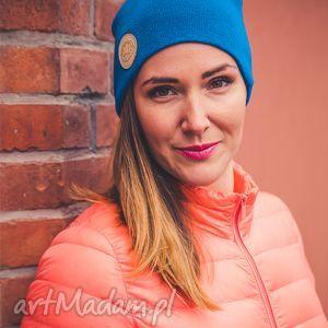 Pokojowy Granat Mózg, jesień, zima, beanie, czapka