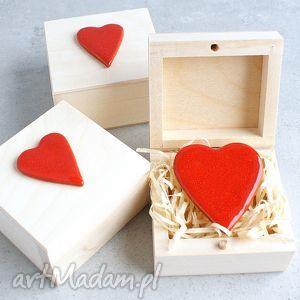 magnesy walentynkowe serce, walentynki, magnes, upominek, romantyczne, miłość