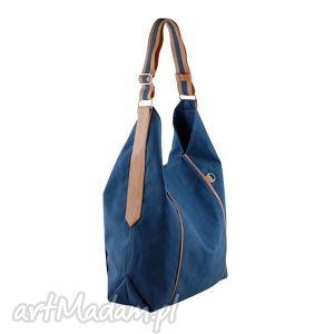 furia - torba worek granatowa, worek, wygodna, swobodna, prezent, wyjątkowa