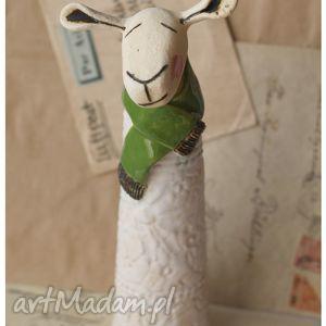 owca większa, ceramika, ceramika dom
