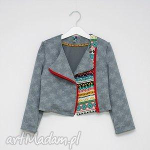 Bawełniana ramoneska, bluza, żakiet, bawełniana, ramoneska