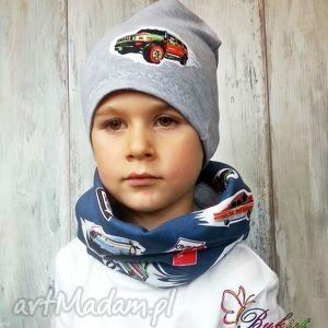 czapki czapka komin dla chłopca, czapka, komin, prezent