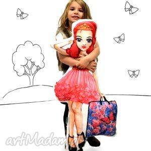 lala do tulenia, przytulanka 90 cm, lalka, księżniczka róża, lala