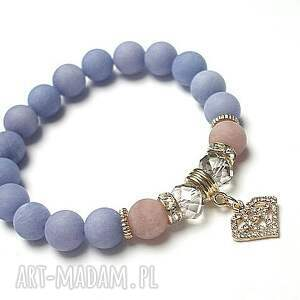 oryginalny prezent, ki ka pracownia blue air 23-02-17 , jadeity, kryształki