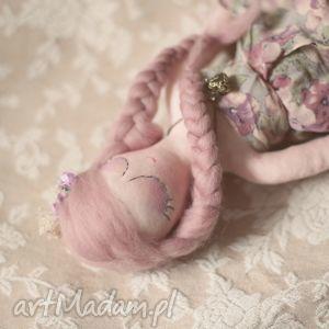 handmade lalki bajka w sweterku - melancholia