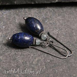 wyjątkowe prezenty, lapis oliwki, lapis, lazuli, jadeit, srebro, oksydowane, prezent