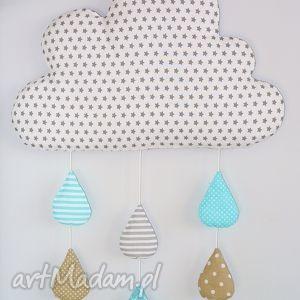 deszczowa chmura - chmura, cmurka, deszczowa, dekoracje, dzieci