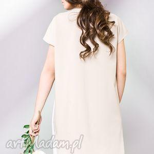 pod choinkę prezent, kaszmirowa sukienka oversize, kobieca, wiosna