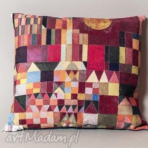 viva larte poszewka na poduszkę jasiek - paul klee, sztuka, dekoracje