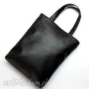 pomysł na święta upominki szoperka - czarna, elegancka, nowoczesna, handmade, prezent