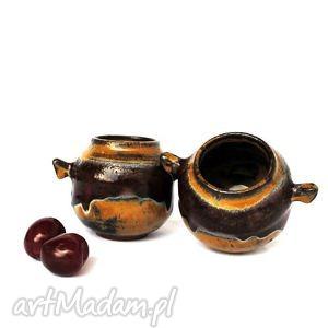 matero ii - 2 szt, czarka, ceramika, naczynie, użytkowe, unikatowe ceramika dom