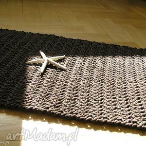 dywanik na zamówienie p piotra, dywan, chodnik, dwustronny, prosty, minimalizm