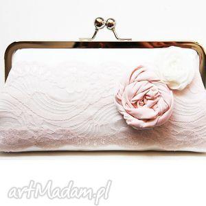 Madmuasell, torebka, ślub, ślubna, kopertówka, handbag, clutch