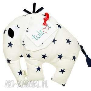 poduszka dla dziecka słonik starlit sky mały, poduszki, dekoracja, zabawa, odpoczynek