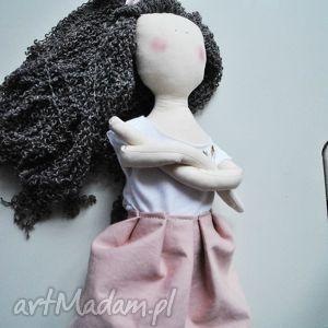 lalki pani lala, lalka, szmaciana, prezent, przytulanka, handmade, urodziny