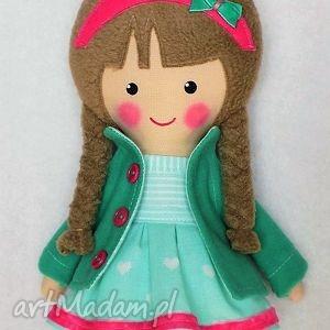Prezent MALOWANA LALA NATASZA, lalka, zabawka, przytulanka, prezent, niespodzianka