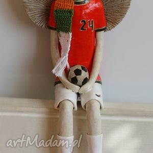 świąteczny prezent, anioł piłkarz, anioł, piłkarz dom