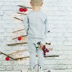pomysł na świąteczny upominek Spodnie Baggy RUDOLF edycja limitowana rozmiar 98