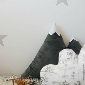 poduszka góra scandi, poduszka, góra, góry, prezent dla dziecka, święta
